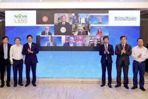 NovaWorld Phan Thiet – điểm đến quy tụ các nhà lãnh đạo thế giới về AI