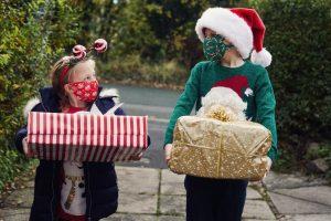 Khung cảnh đón Giáng sinh đặc biệt giữa mùa Covid-19