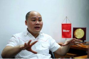CEO Bkav: 'Việt Nam sẽ là một trong những nước dẫn đầu về trí tuệ nhân tạo và camera an ninh'