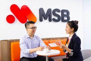 MSB chốt ngày đăng ký cuối cùng hưởng quyền mua cổ phiếu quỹ