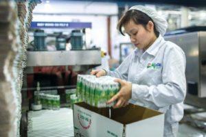 Mộc Châu Milk báo lãi tăng trưởng 68% sau hơn 1 tháng lên sàn, đạt 280 tỷ đồng