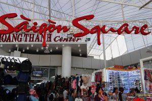 Lý do Saigon Square bị đề xuất đóng cửa?