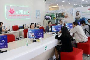 VPBank (VPB) báo lãi trước thuế hơn 13.000 tỷ đồng trong năm 2020