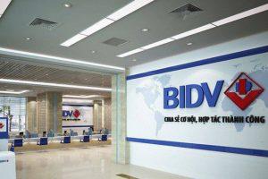 Lợi nhuận BIDV giảm mạnh, nợ xấu là nguyên nhân?