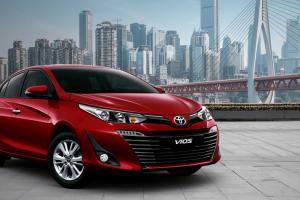 Xếp hạng xe hạng B tháng 12/2020: Toyota Vios 'lập đỉnh', Honda City không công bố doanh số