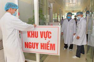 Phong tỏa bệnh viện liên quan đến nữ điều dưỡng mắc COVID-19 ở Hải Phòng