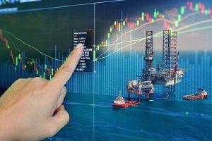 Giá dầu trở lại, nhiều cổ phiếu dầu khí tăng gần 50% từ đầu năm 2021
