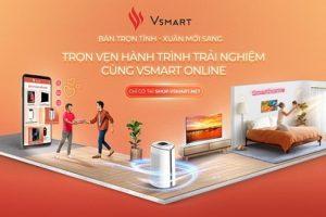Vingroup bất ngờ ra mắt trang thương mại điện tử bán hàng độc quyền