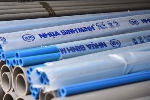 """Áp lực từ giá hạt nhựa PVC tăng cao, Nhựa Bình Minh báo lãi ròng quý 1 """"đi lùi"""" 18%"""