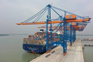 Cảng Gemalink khả năng phát sinh lỗ trong quý I/2021