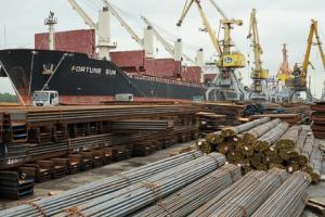 Thị trường thép xuất khẩu tăng mạnh