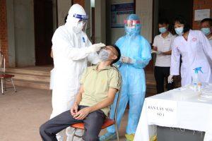 Bắc Giang cần thiết lập ngay việc lấy mẫu xét nghiệm tại cộng đồng