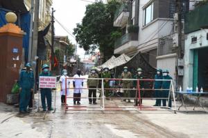 Cập nhật Covid-19: Có thêm 15 ca nhiễm tại Bắc Ninh và Hà Nội