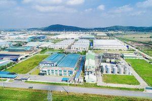 Bắc Giang: Tạm dừng hoạt động 4 khu công nghiệp do COVID-19