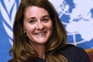 Phu nhân tỷ phú Melinda Gates: Người phụ nữ có trái tim nhân hậu