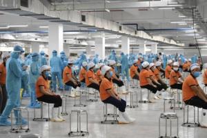 4 khu công nghiệp tại Bắc Giang hoạt động trở lại từ 26/5