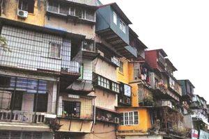 """Chuyện cải tạo chung cư cũ tại Hà Nội: """"Gió cứ thổi, nhà cứ… cũ"""""""