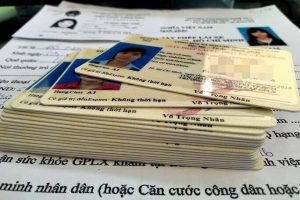 Bộ Giao thông Vận tải đề nghị xử lý trang thông tin điện tử giả mạo về giấy phép lái xe