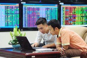 Phiên sáng 9/6/2021: Thị trường hồi phục nhẹ, nhóm cổ phiếu chứng khoán bùng nổ