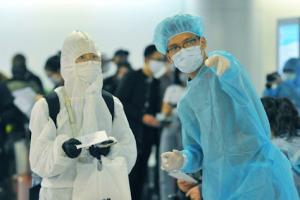 Việt Nam ghi nhận thêm 283 ca mắc COVID-19 trong nước