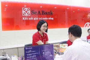SeABank lãi trước thuế 1.557 tỷ đồng nửa đầu năm nay, gấp 2,3 lần cùng kỳ 2020