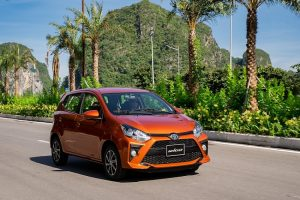 Bảng giá xe Toyota Wigo cuối tháng 7/2021: Quà tặng ưu đãi lên đến 20 triệu đồng