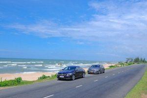 Thanh Hóa phát hành hồ sơ mời thầu 2 gói xây lắp đường ven biển hơn 1.500 tỷ đồng