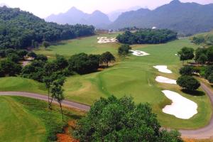 Bắc Giang điều chỉnh quy hoạch dự án sân golf hơn 140 ha của Trường An Lục Nam
