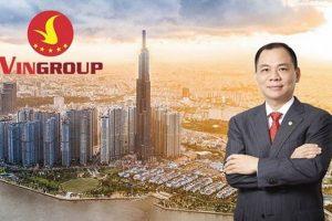 Tập đoàn Vingroup chốt quyền trả cổ tức tỷ lệ 12,49%