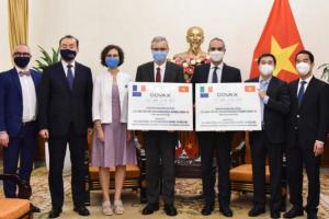 Việt Nam đã nhận hơn 11,7 triệu liệu vaccine Covid-19 qua cơ chế COVAX