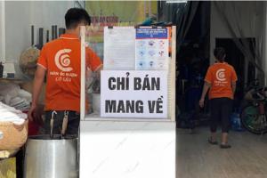Hà Nội: Dịch vụ ăn, uống được kinh doanh tại các địa bàn chưa ghi nhận ca nhiễm trong cộng
