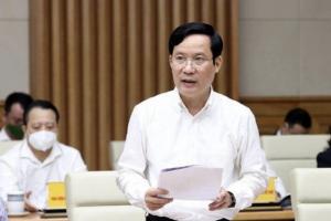 Chủ tịch VCCI Phạm Tấn Công: 'Cần để cho doanh nghiệp tự chủ trong phòng, chống dịch'