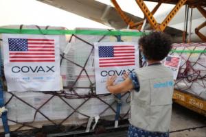 Thêm 2,6 triệu liều, Việt Nam tiếp nhận tổng cộng 12,1 triệu liều vaccine Covid-19 từ Mỹ