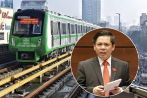 Đường sắt đô thị trễ hẹn, Bộ trưởng Nguyễn Văn Thể nói do 'nghiên cứu ban đầu về dự án sơ sài'