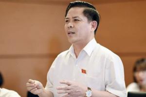 Bộ trưởng Nguyễn Văn Thể: 'Cần có cơ chế ưu đãi đặc biệt cho doanh nghiệp vận tải đường thủy'