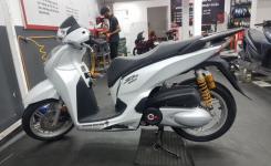 Triệu hồi hơn 1.300 xe Honda SH300i tại Việt Nam