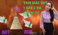 Đừng sợ hãi, đây là cách kiếm tiền siêu nhanh từ FLC-ART-ROS